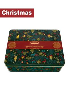 Farmhouse Biscuits Ltd - Christmas Icon Assortment Tin - 6 x 600g