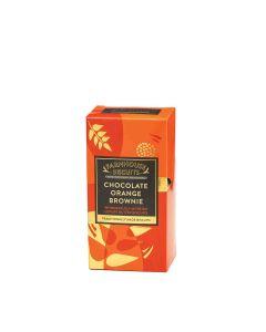 Farmhouse Biscuits - Lux Choc Orange Brownie - 12 x 150g