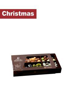 François Doucet Confiseur - Praline Chocolate Coated Mixed Nuts - 20 x 270g