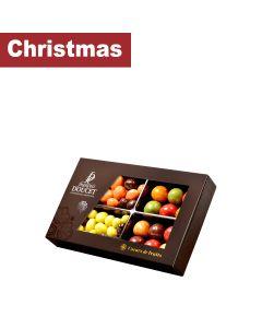 François Doucet Confiseur - Coated Fruits: Cherry, Apple, Orange & Lemon - 20 x 270g