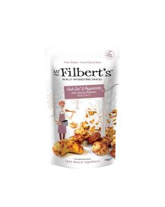 Mr Filbert's - Pink Gin & Peppercorn with a Twist of Clementine Mixed Nuts - 12 x 150g