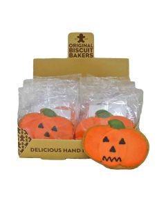 Original Biscuit Bakers - Iced Gingerbread Pumpkin - 12 x 55g