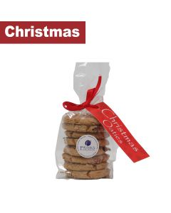 Franks Luxury Biscuits - Christmas Cranberry & Spice Oaties - 12 x 250g