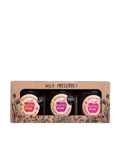 Fruits of the Forage - Wild Preserve Gift Pack Jam - 4 x (3 x 210g)