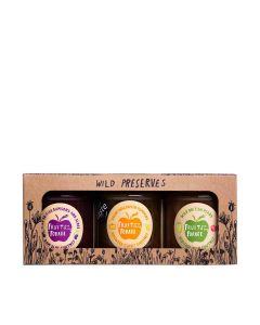 Fruits of the Forage - Wild Preserve Gift Pack Chutney - 4 x (3 x 200g)