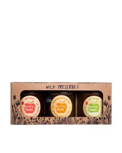Fruits of the Forage - Wild Preserve Gift Pack Chilli - 4 x (3 x 200/210g)