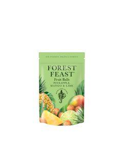 Forest Feast - Fruit Balls Pineapple, Mango & Lime - 6 x 100g