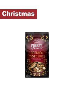 Forest Feast - Natural Mixed Nuts  - 12 x 120g