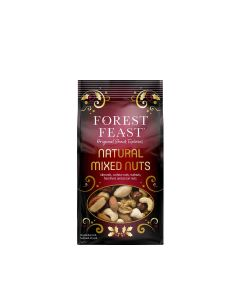 Forest Feast - Natural Mixed Nuts (Christmas) - 12 x 115g