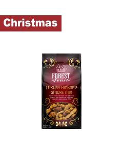 Forest Feast - Luxury Hickory Smoke Mix - 12 x 175g