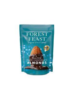 Forest Feast - Salted Dark Chocolate Almonds Sharing Bag - 6 x 265g