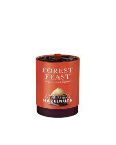 Forest Feast - Blood Orange Dark Chocolate Hazels Gift Tube - 6 x 135g