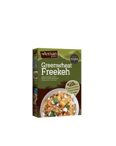 Artisan Grains - Greenwheat Freekeh - 6 x 200g