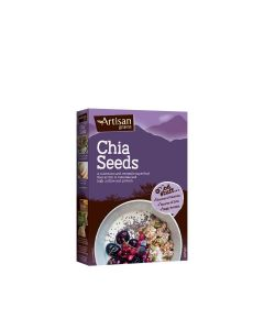 Artisan Grains - Chia Seeds - 6 x 125g
