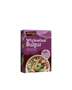 Artisan Grains - Wholewheat Bulgur - 6 x 200g