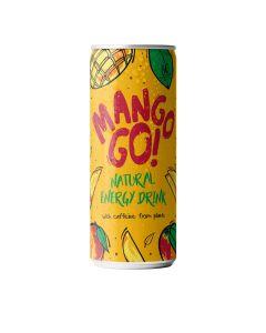 Franklin & Sons - Mangogo Energy Drink - 12 x 250ml
