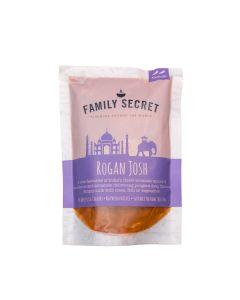 Family Secret  - Rogan Josh Cooking Sauce  - 12 x 300g