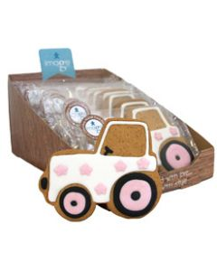 Original Biscuit Bakers - Tilly Tractor - 12 x 55g