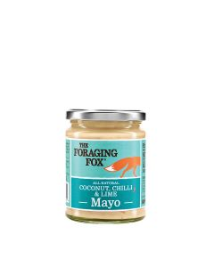 Foraging Fox, The - Coconut, Chilli & Lime Mayo - 6 x 250g