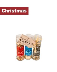 Garlic Farm, The - The Garlic Salt Collection (WS) - 6 x 1.5kg