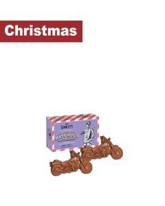 Mr Stanleys - Milk Chocolate Motorbikes  - 14 x 40g
