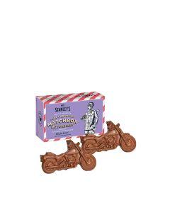 Mr Stanley's - Milk Chocolate Motorbikes - 14 x 40g