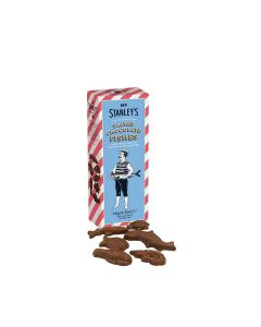Mr Stanley's - Assorted Salted Milk Chocolate Sea Creature Shapes - 12 x 75g