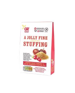 Gordon Rhodes - Gourmet Roast Chestnut & Spiced Cranberry Stuffung Mix - 5 x 125g