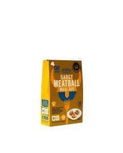 Gordon Rhodes - Swedish Style Saucy Meatball Meal Kit - 5 x 92.5g