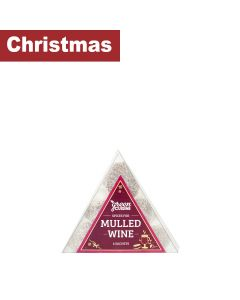 Green Cuisine - Triangle Box of Mulled Wine Pouchettes - 12 x 25g