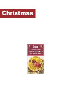 Green Cuisine - Fruit & Spice for Mulled Wine - 12 x 15g
