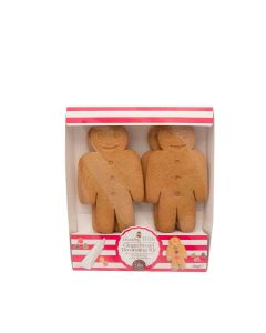 Grandma Wilds Biscuits - Decorate Your Own Gingerbread Man Kit - 10 x 254g
