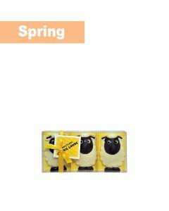 Gwynedd Confectioners - Happy Easter Spring Lambs - 12 x 90g