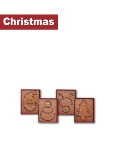 Gwynedd Confectioners - Christmas Games - 24 x 75g
