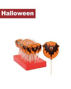 Gwynedd Confectioners - Bat Lollipop - 18 x 35g