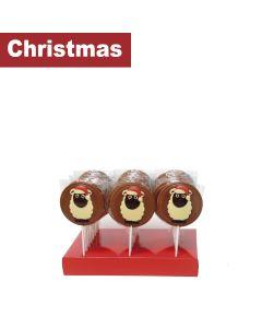 Gwynedd Confectioners - Christmas Sheep Lollipop - 24 x 55g