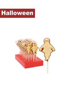 Gwynedd Confectioners - Ghost Lollipop - 18 x 35g