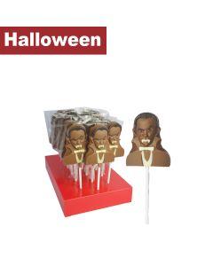 Gwynedd Confectioners - Halloween Dracula Lollipop - 18 x 35g