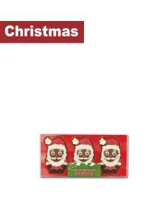 Gwynedd Confectioners - Christmas Santa's Trio Pack - 12 x 70g