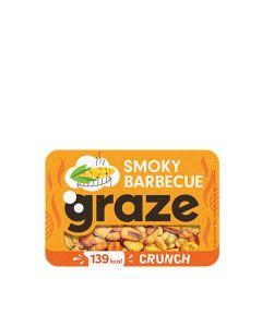 Graze - Smoky Barbecue Crunch - 9 x 31g