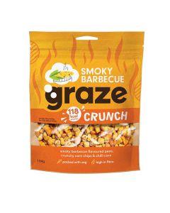 Graze - Barbecue Crunch - 6 x 130g