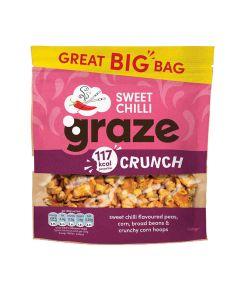 Graze - Sweet Chilli Crunch - 6 x 130g