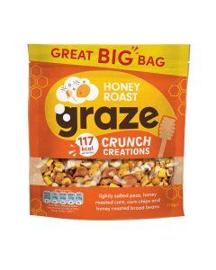 Graze - Honey Roast Crunch - 6 x 130g
