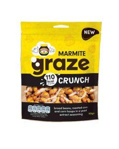 Graze - Graze x Marmite Crunch - 6 x 130g