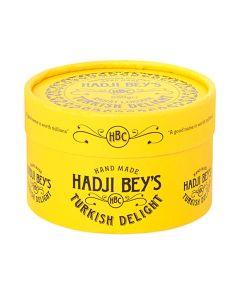 Hadji Bey's - Gift Box of Rahat Lokoum (Rose,Orange & Lemon) Turkish Delight  - 6 x 250g