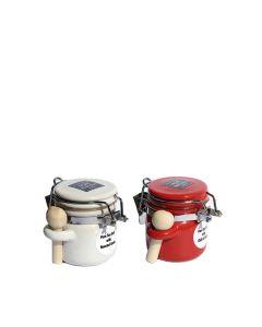 Halen Mon - Mixed Clamp Top Jar Case - 12 x 15g