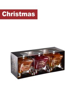 Hawkshead Relish - Gift Box Petite Couture Christmas - 6 x 390g