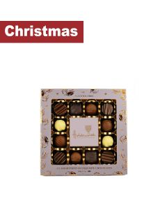 Holdsworth Chocolates - The Signature Non Alcoholic Collection window box - 6 x 200g