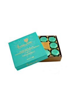 Holdsworth Chocolates - Dark Chocolate English Peppermint Fondant Cremes - 8 x 200g