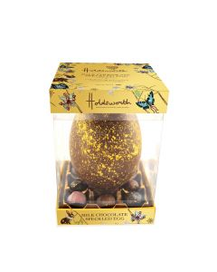 Holdsworth Chocolates - Gold Speckled Egg - 6 x 300g
